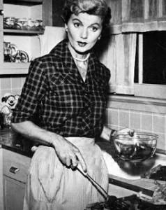June Cleaver – Simplicity of Life