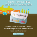 FREE Money To Local Shops