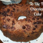 "Recipe: ""Can You Bring Your Chocolate Cake"" Pound Cake"