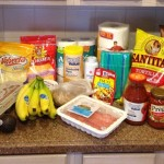 Grocery Shopping and Meal Plan: January 27-31