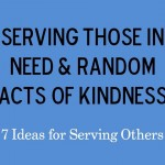 Budgeting for Gift Giving or Acts of Kindness