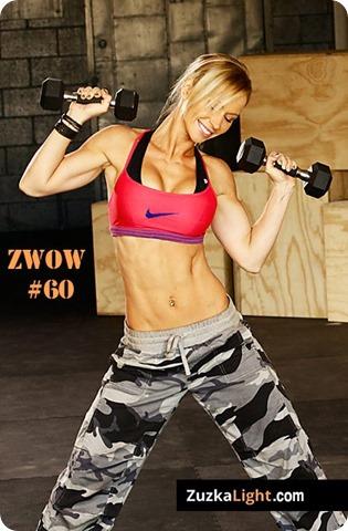 Fit Challenge #6: ZWOW Workouts - Joyfully Prudent