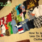Money Saving Tip: Baby Items for Cheap