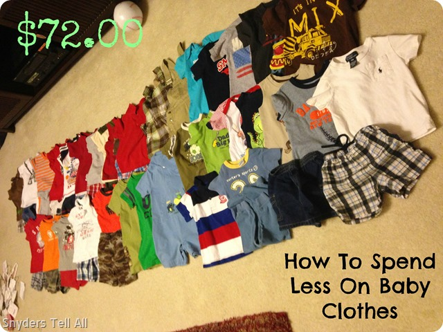 5a2800c29 Money Saving Tip: Baby Items for Cheap - Joyfully Prudent