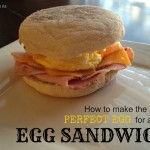 How to Make the Perfect Egg for an Egg McMuffin