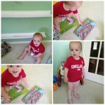 Smiles, Tantrums, and Climbing – Beckham 19 Months Old (Picture Overload)
