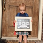 Pre-School FIRST TIMER