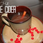 Apple Cider – Secret Ingredient