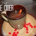 Apple Cider – Secret Ingredient