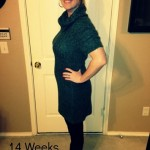14 Weeks Pregnancy #2 Update–Christmas