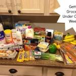 FINAL Getting Groceries Under Control: Part 5 – Week 4