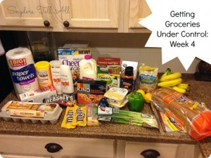 FINAL Getting Groceries Under Control: Part 5 – Week 4