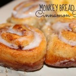Monkey Bread Cinnamon Rolls