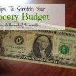 How to Stretch Your Grocery Budget at the End of the Month