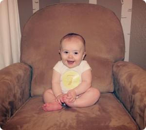 """7 Months – Maddox Cade  """"Hallelujah"""""""