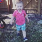 Maddox Cade: 15 Months