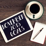 November 2015 Goals