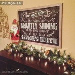 December 2015 Goals: Christmas Activities & New Routines