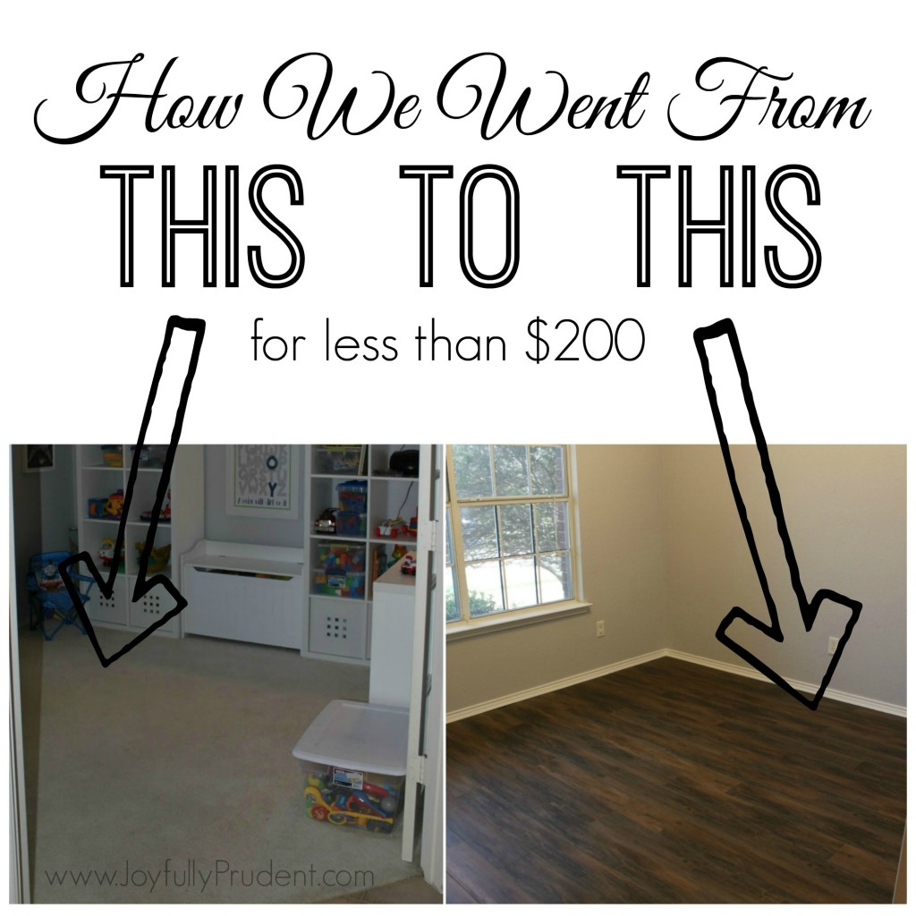 before and after wood floors