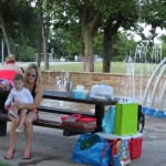 Splash Pad Party: Maddox's 2nd Birthday