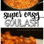 Goulash Recipe: Easy Meal Idea