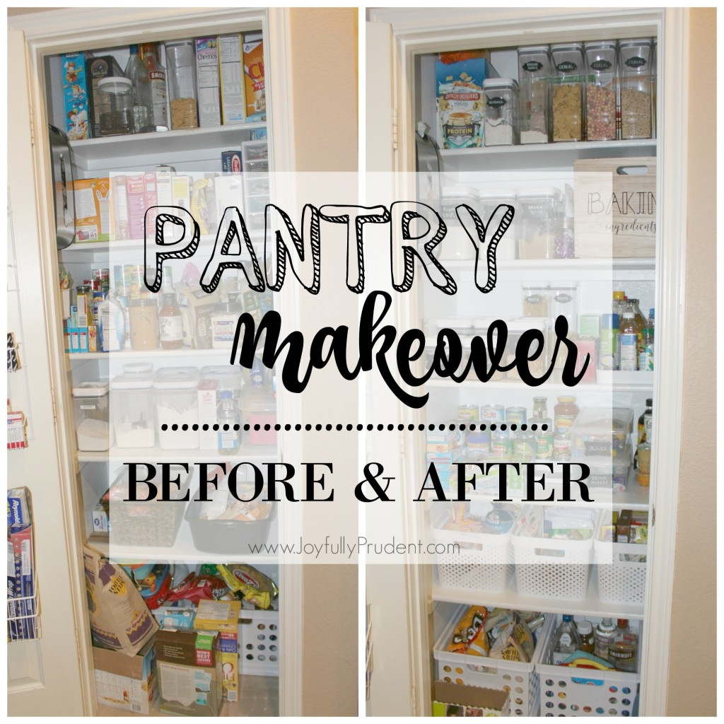 Pantry before after cover photo