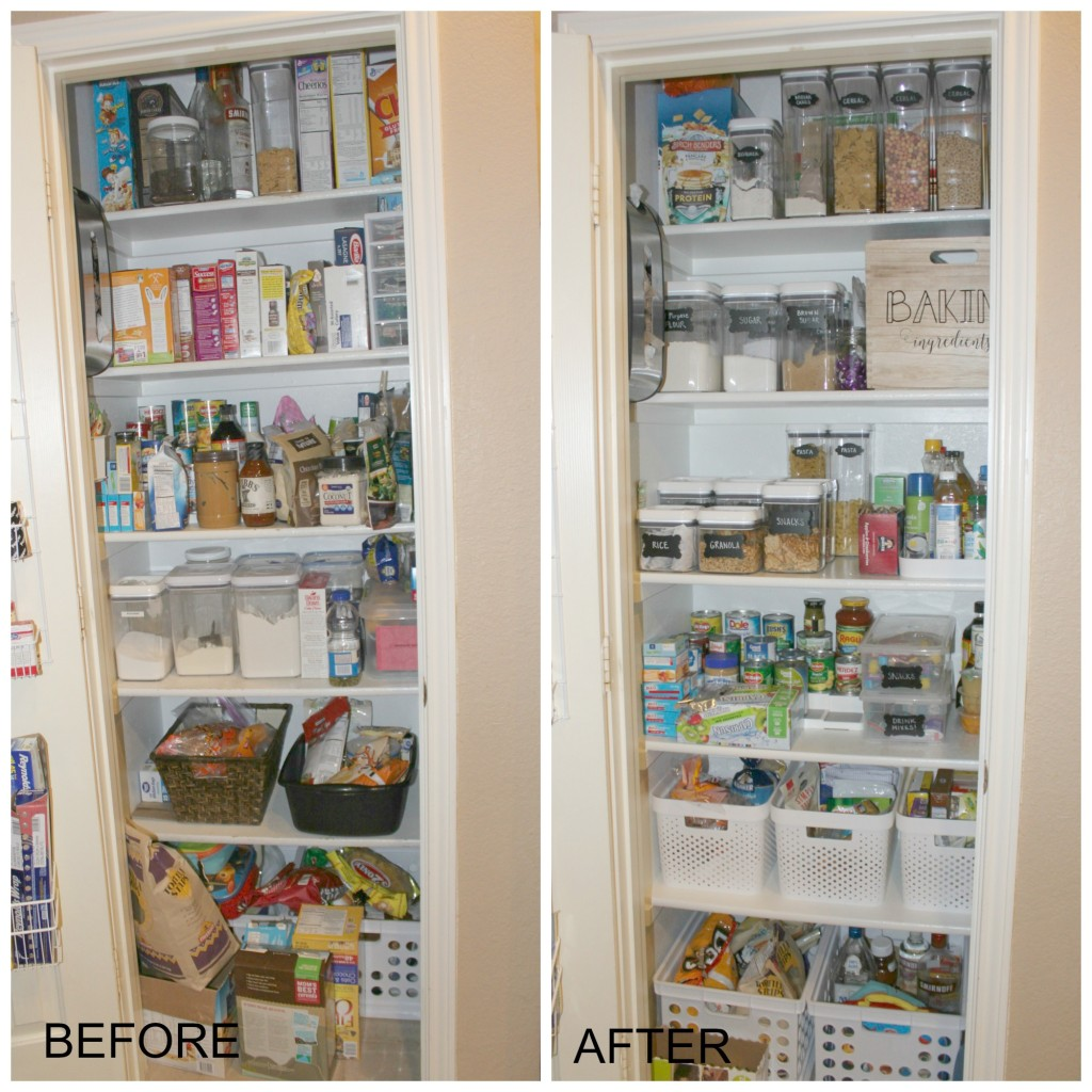 Pantry before after1