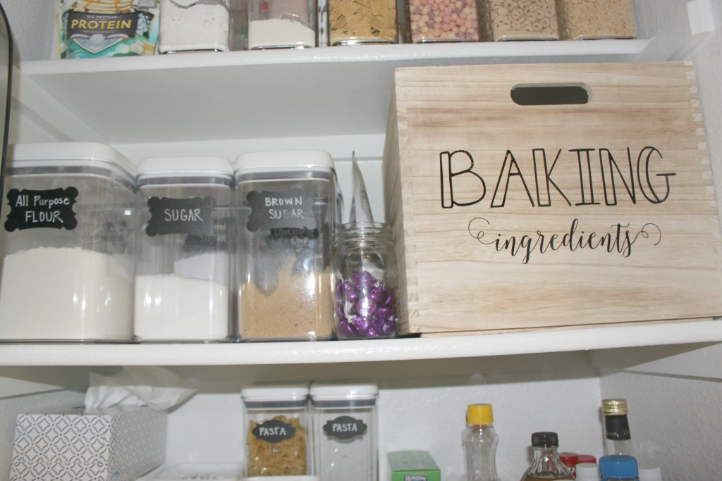 baking shelf