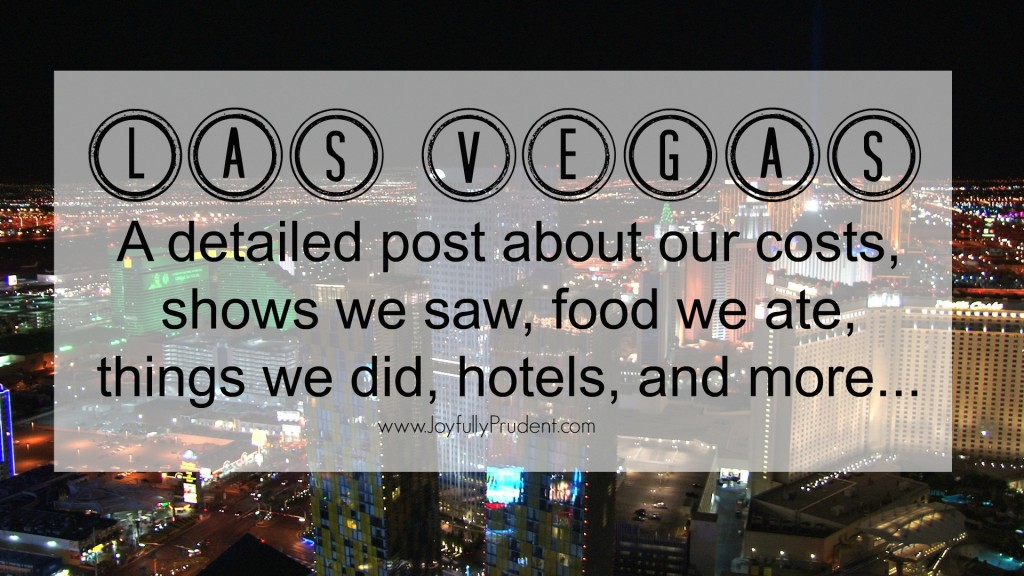 Las Vegas post