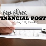 Top 3 Financial Posts