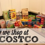 How We Shop at Costco + A Haul