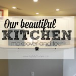 Kitchen Tour & Makeover