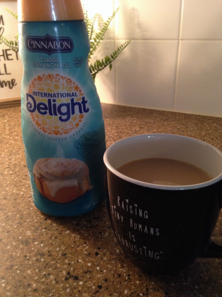 cinnabon coffee creamer
