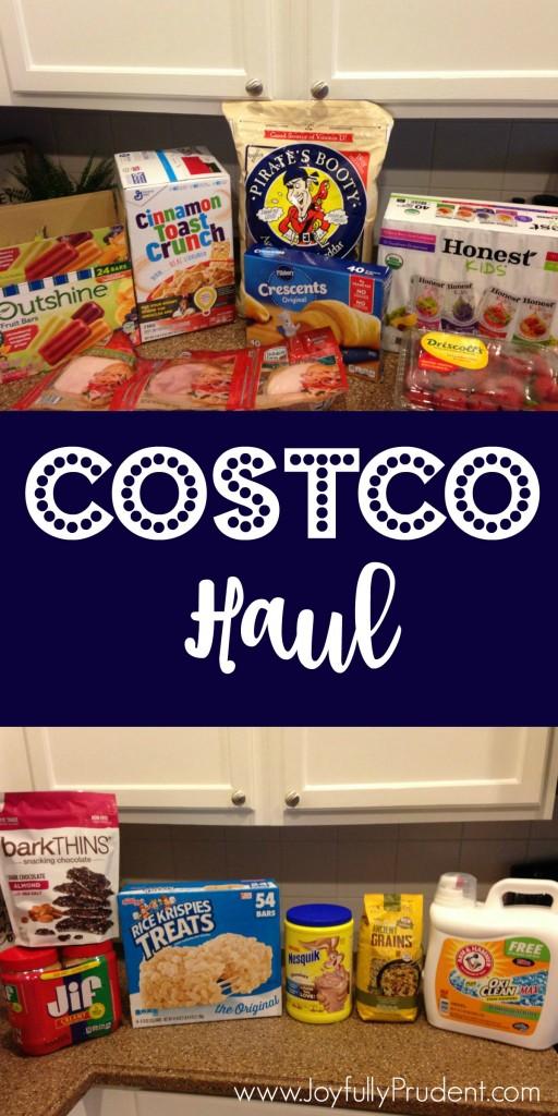 Cotsco haul