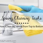 Spring Cleaning: Working It Wednesday