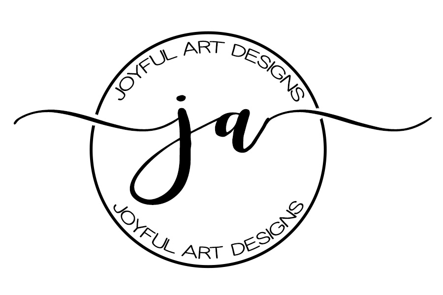 Joyful Art Designs JAD 3x2 sticker