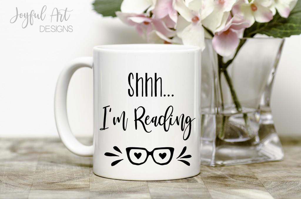 mug for readers