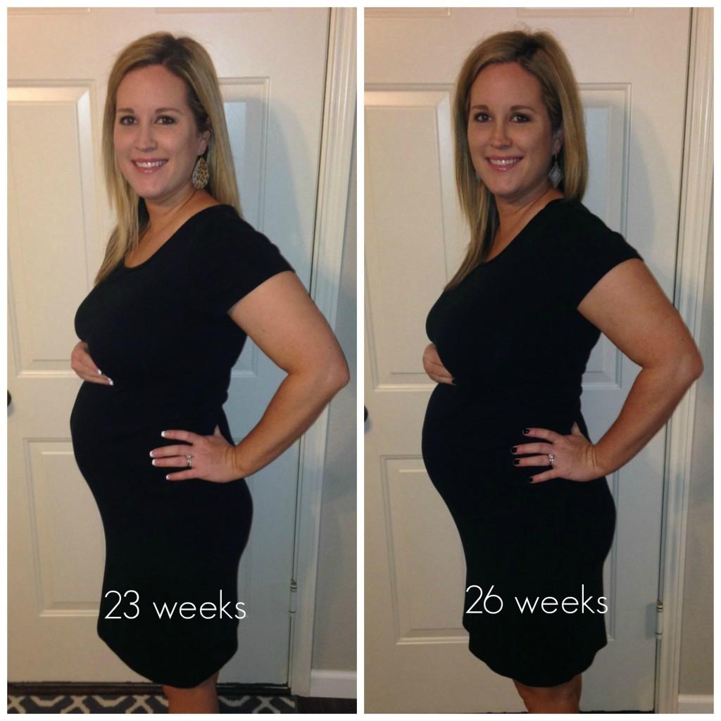 23 26 pregnancy