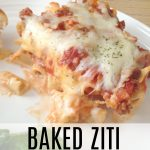 Baked Ziti Recipe – Easy, Cheesy, & Yummy