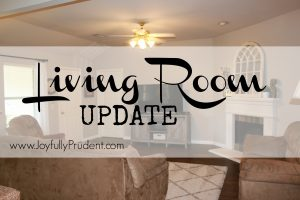 New Living Room Update – Modern Farmhouse Style on a Budget