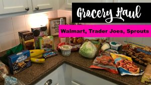 Grocery Haul #1 for February 2018 {VIDEO}
