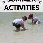 Our 2018 Summer Activities List